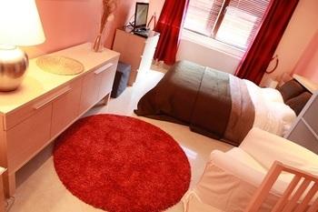 Hotelappartementen 25 m²